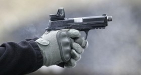 Holographic Sights on Defensive Handguns
