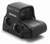 EOTech XPS2-0 holographic sight reverse